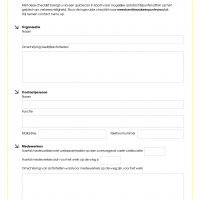 Checklist werkgevers