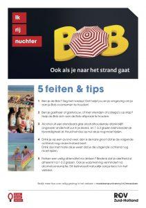 Voorbeeldafbeelding van document Flyer tips BOB Zomer
