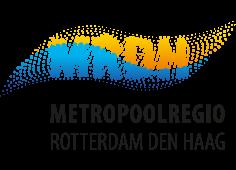Logo van Metropoolregio Rotterdam Den Haag