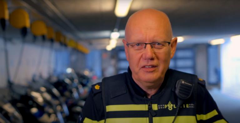 De politie maakt een punt van nul verkeersslachtoffers