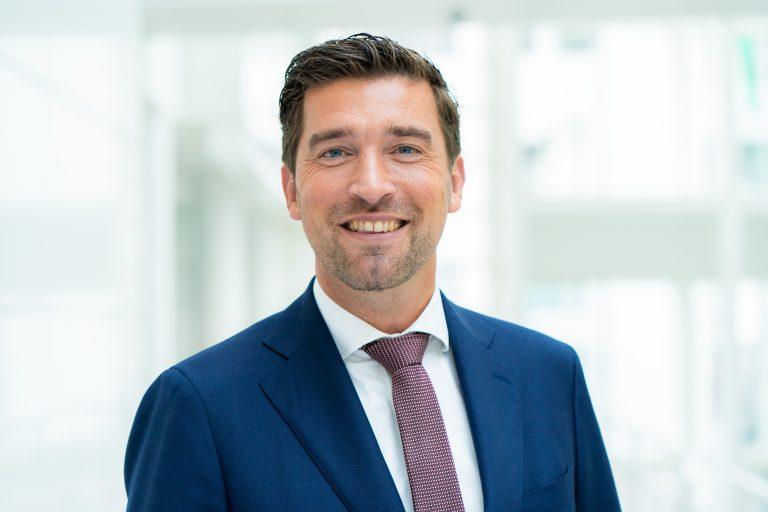 Portretfoto van Robert van Asten