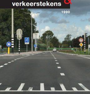 A5-formaat boekje met verkeersregels en -tekens
