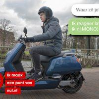 MONO winter scooter