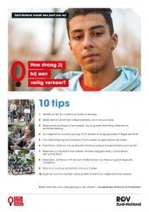 Flyer 10 tips
