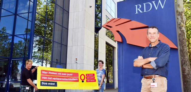 RDW maakt een punt van nul verkeersslachtoffers