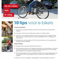 Tips voor e-bikers