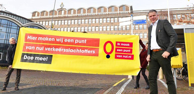 ANWB maakt een punt van nul verkeersslachtoffers